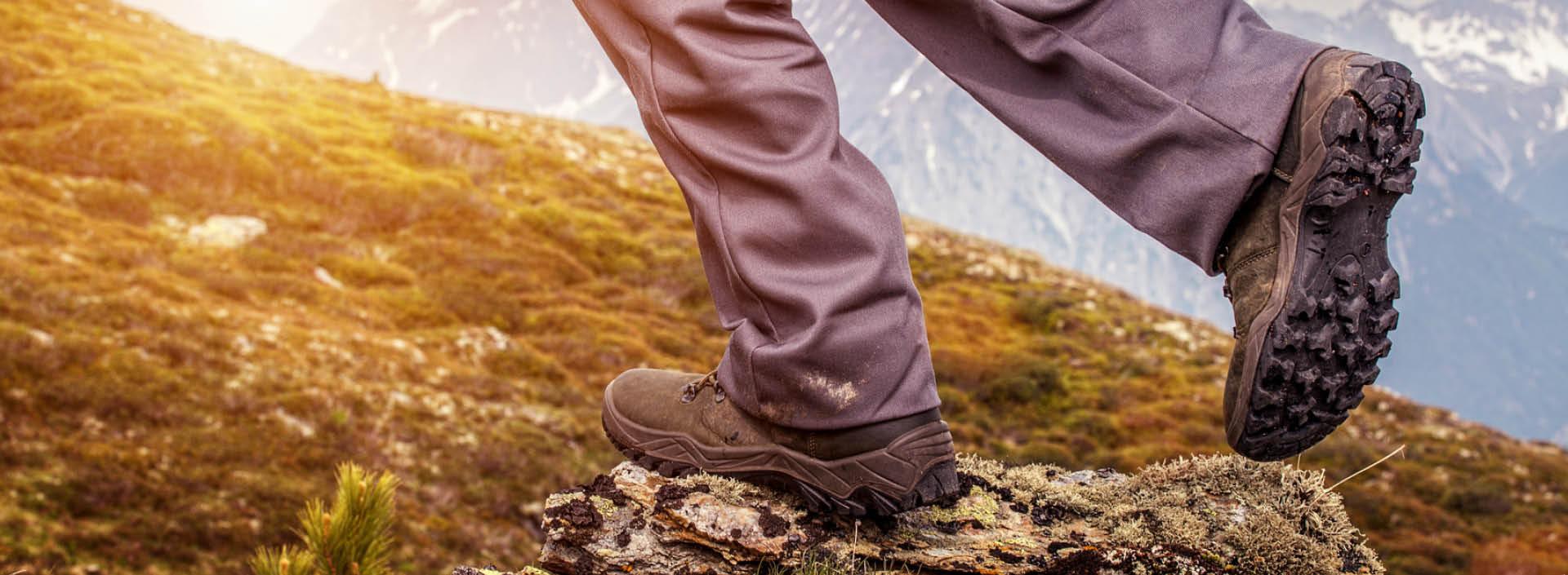 spodnie w góry
