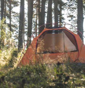 co zabrać pod namiot