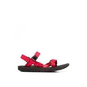 sandały bez wyściółki