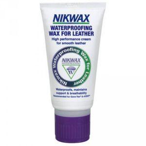waterproofing wax for leather nikwax