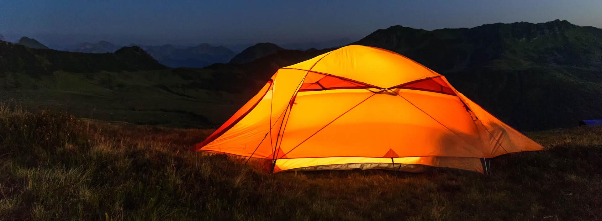 namioty turystyczne