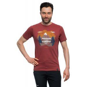 koszulki dla wspinaczy