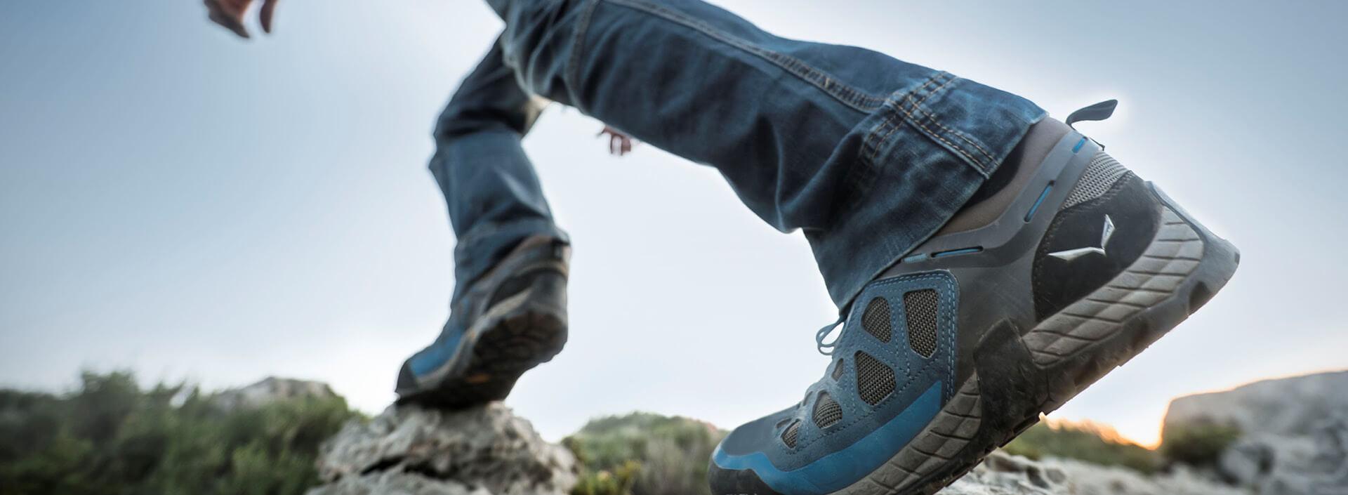 Jak wybrać buty trekkingowe skalnik.pl