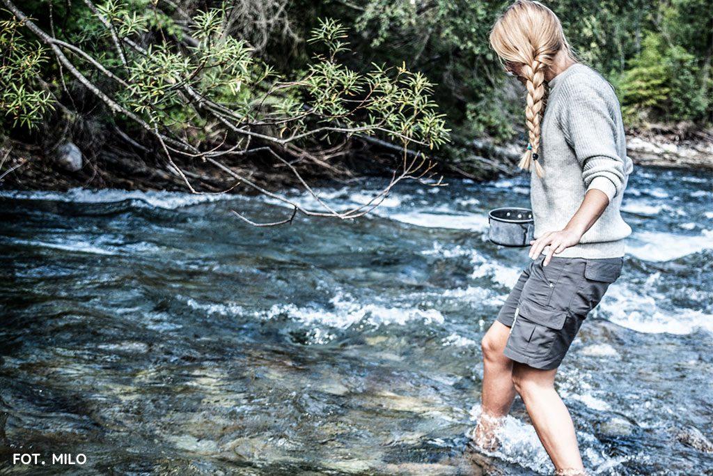 spodnie trekkingowe milo