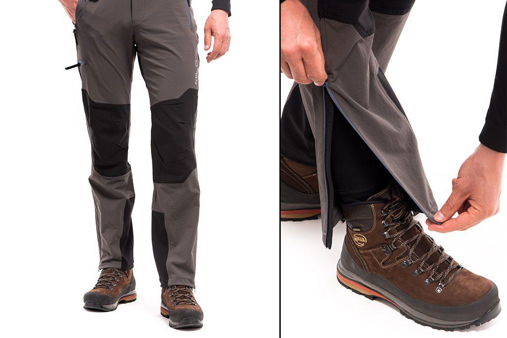 spodnie trekkingowe