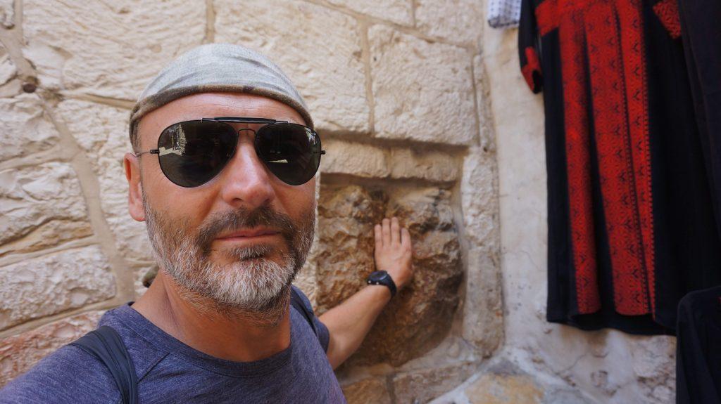 Jerozolima - droga krzyzowa
