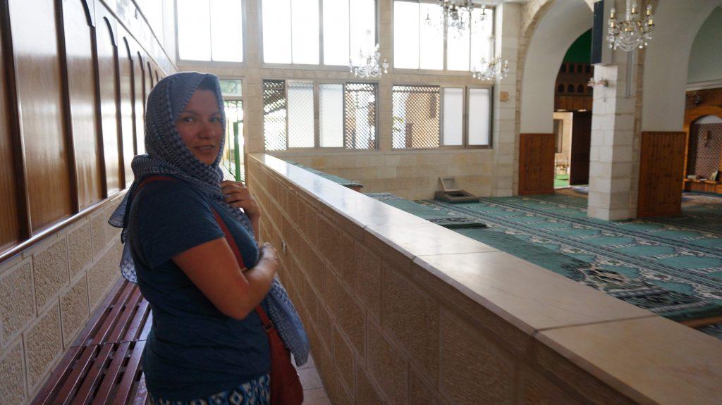 Nazaret - Biały Meczet