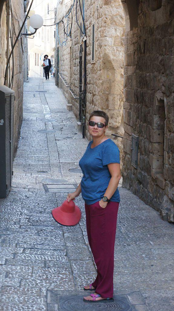 Jerozolima - uliczka