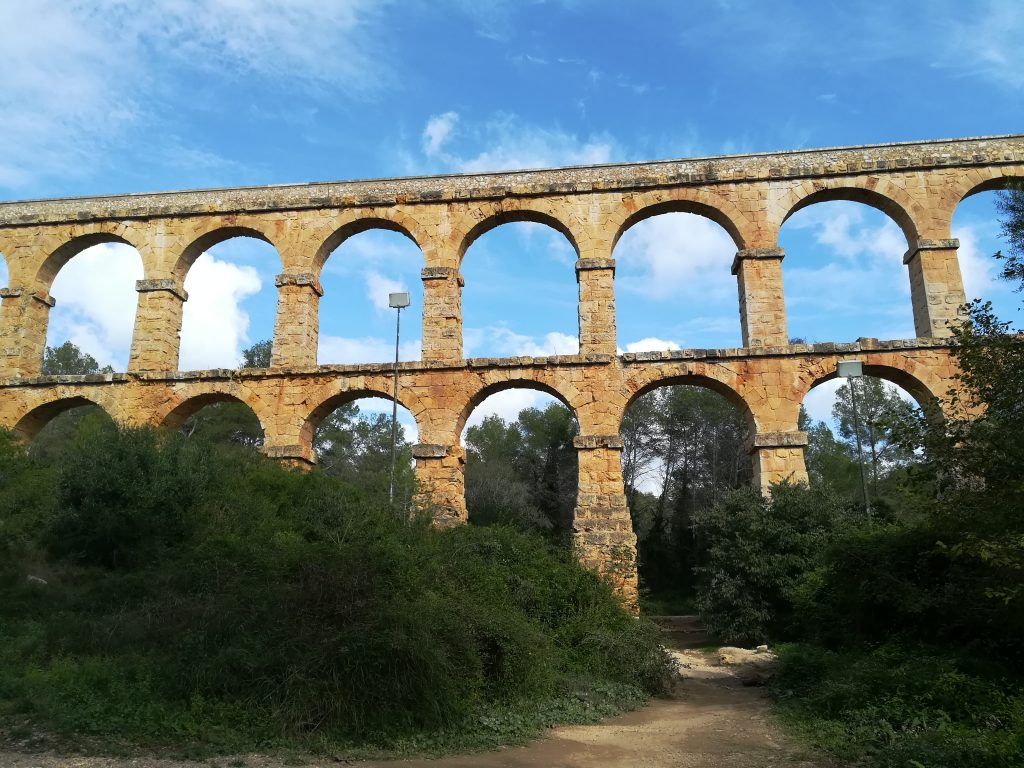 Tarragona diabelski most