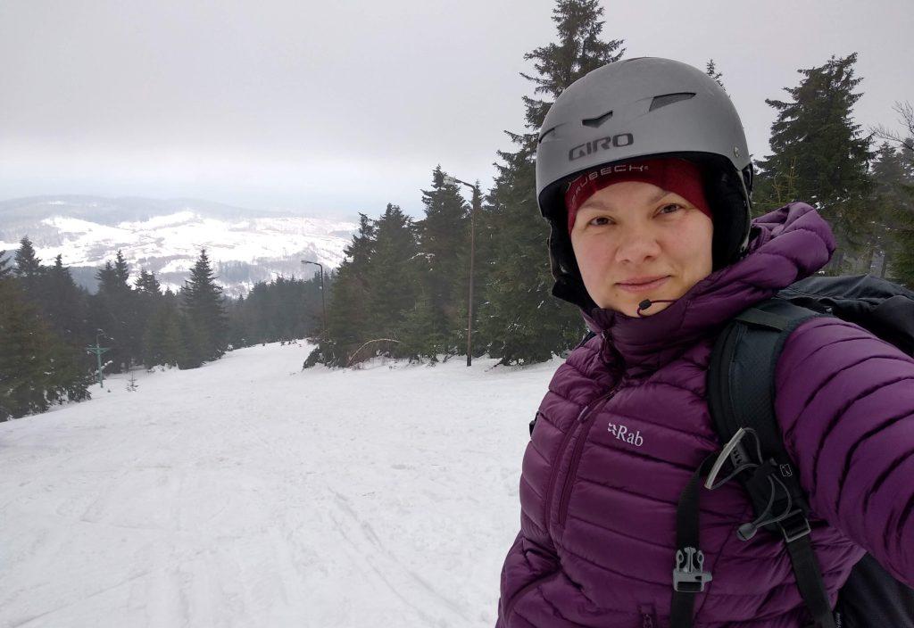 Microlight Alpine Rab skitoiring