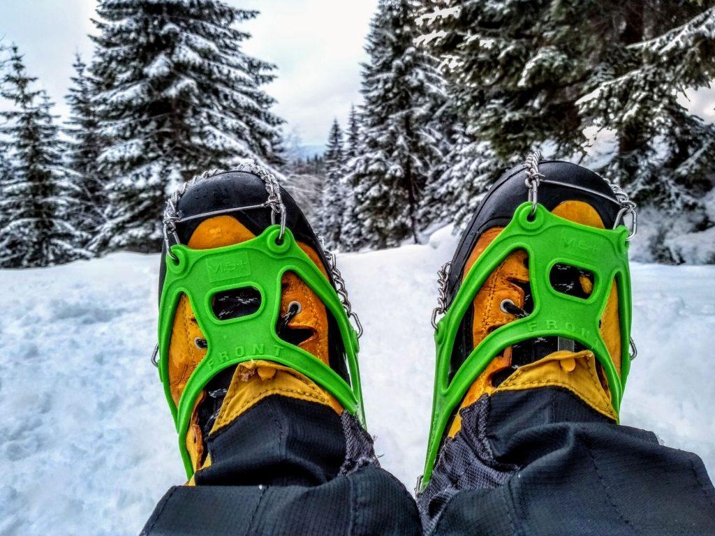 raczki VI.6+ na butach