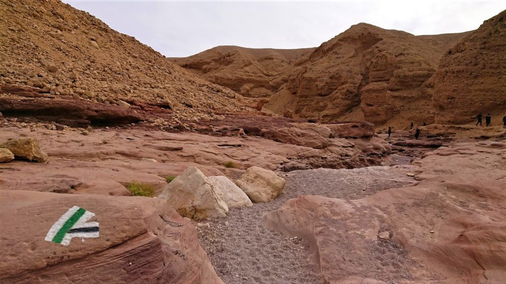 red canyon szlaki