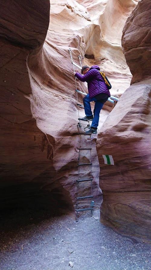 drabinka w red canyon