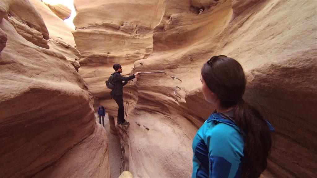 turystyka red canyon