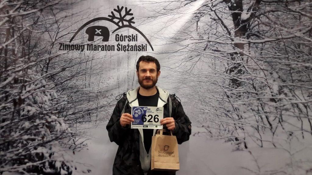 Górski Zimowy Półmaraton Ślężański
