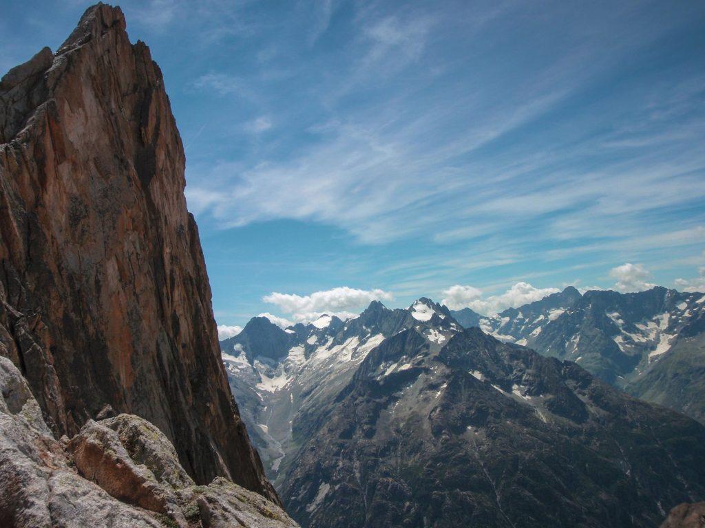 w Alpach Delfinatu