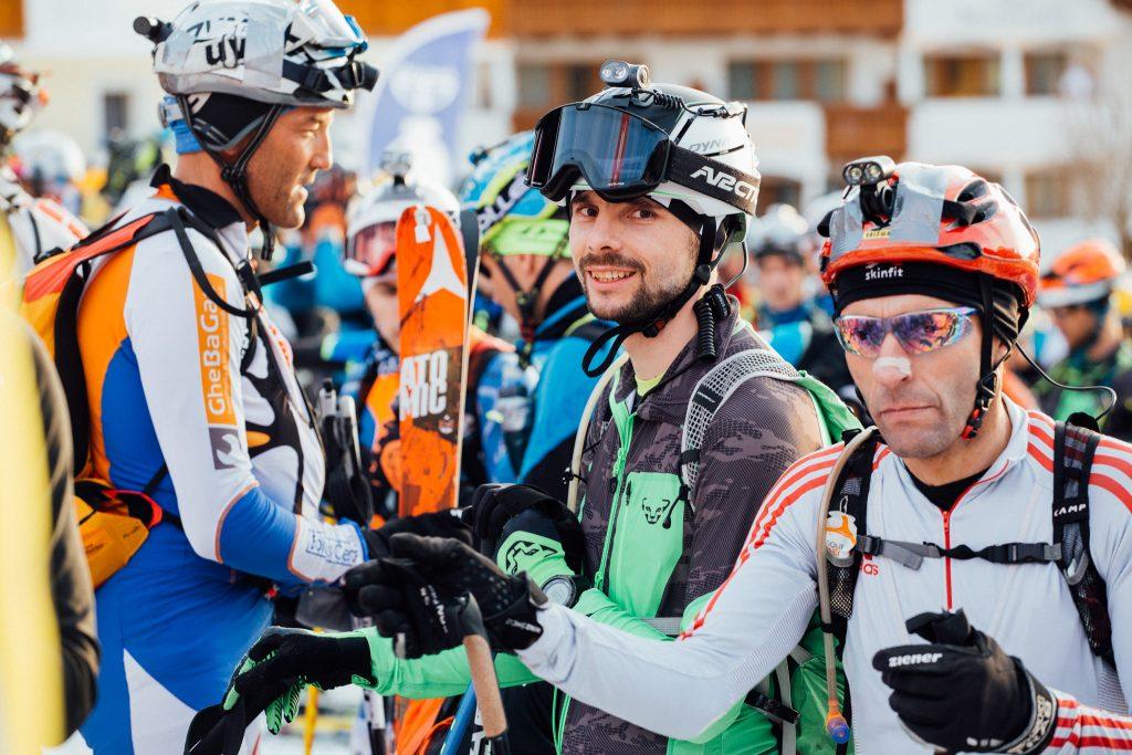 Michał Dzieniszewski zawody skitour