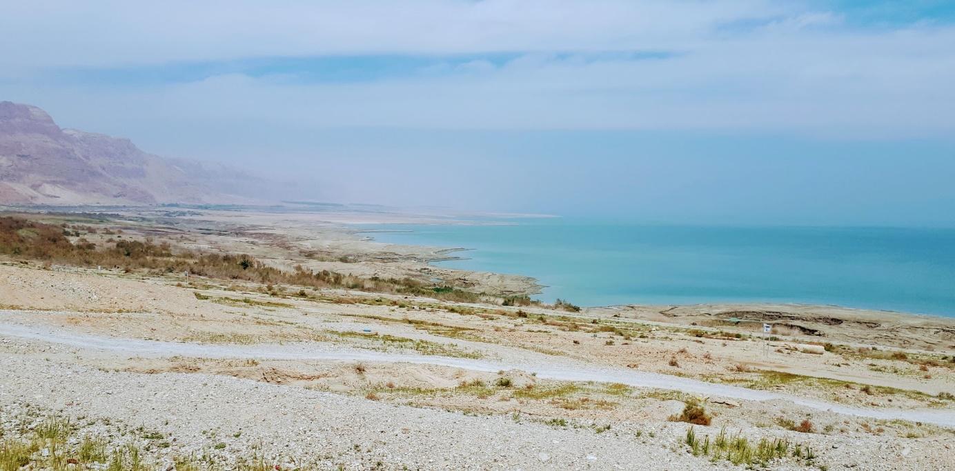 Izrael morze martwer