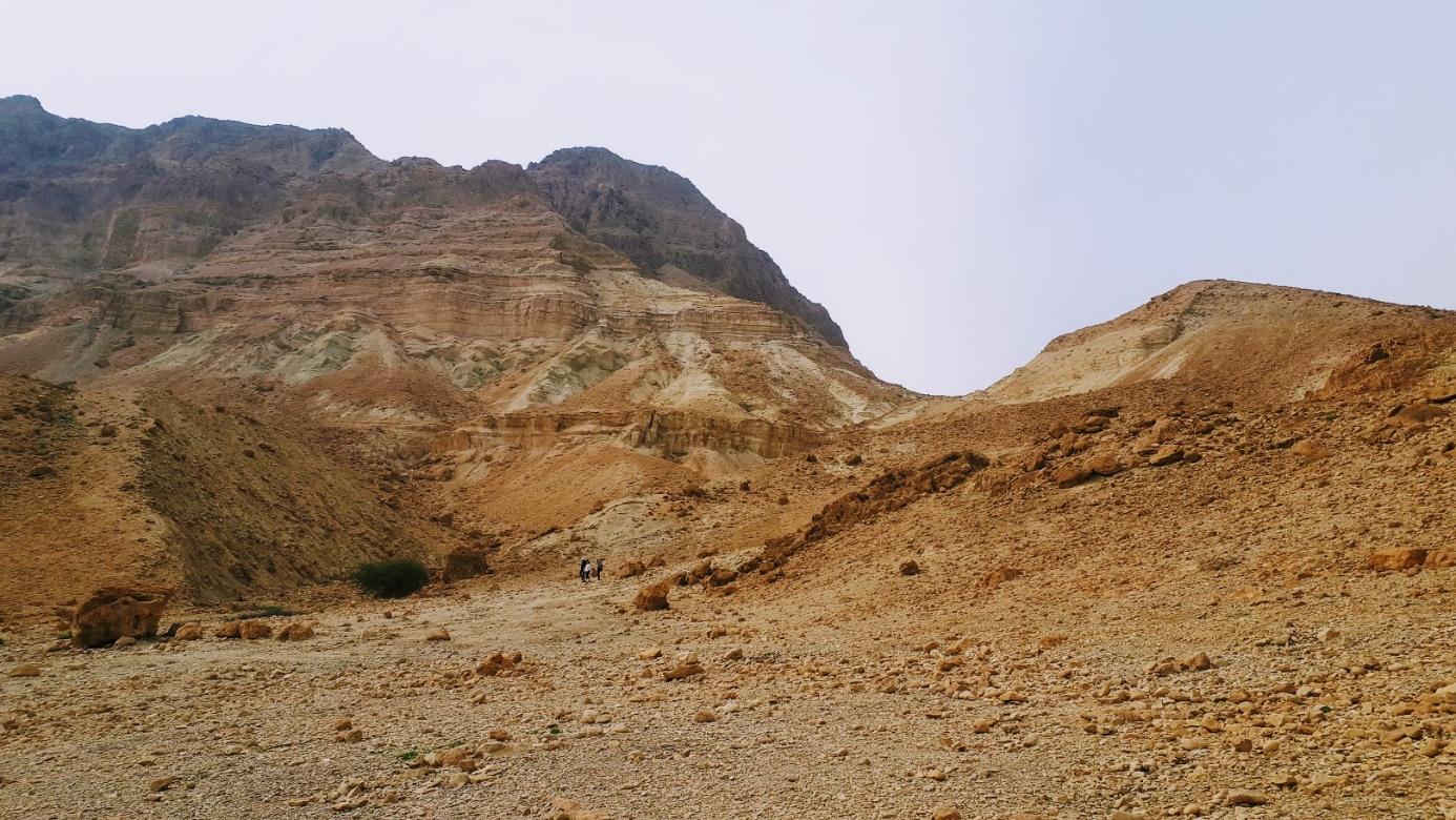 Izrael - trekking