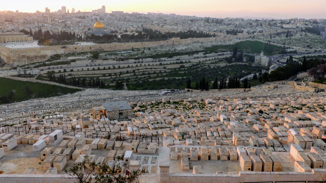 Izrael cmentarz