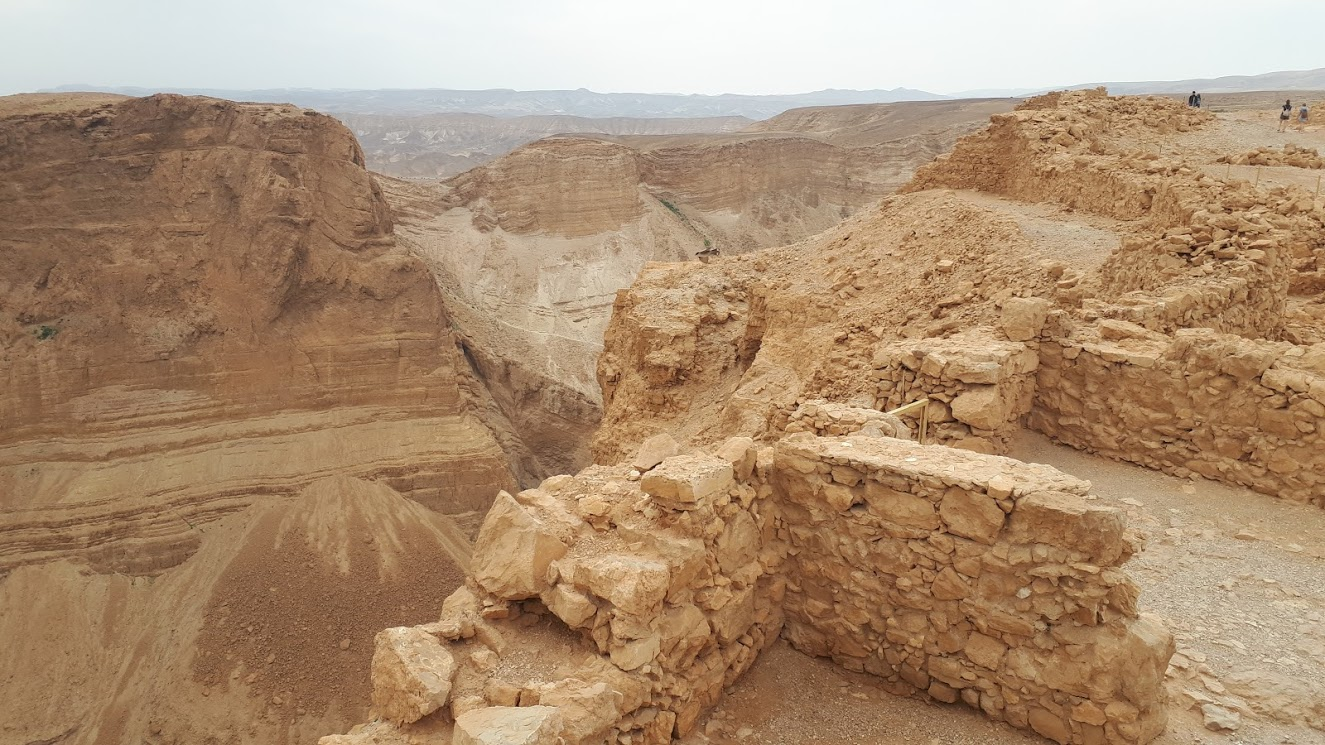 Masada - Izrael