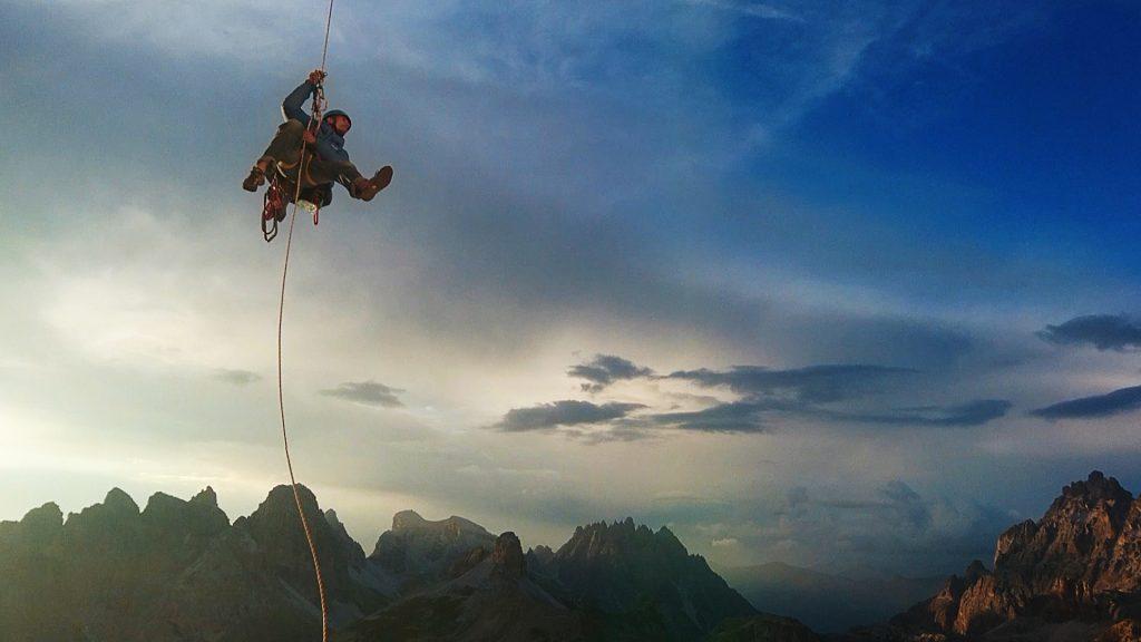Alpine Wall Tour wytycza Premiere