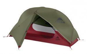 MSR - ekspedycyjny namiot dla dwóch osob