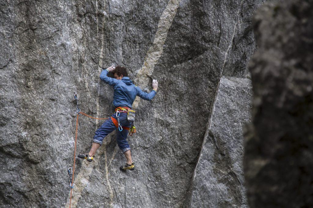La Sportiva buty wspinaczkowe - precyzja