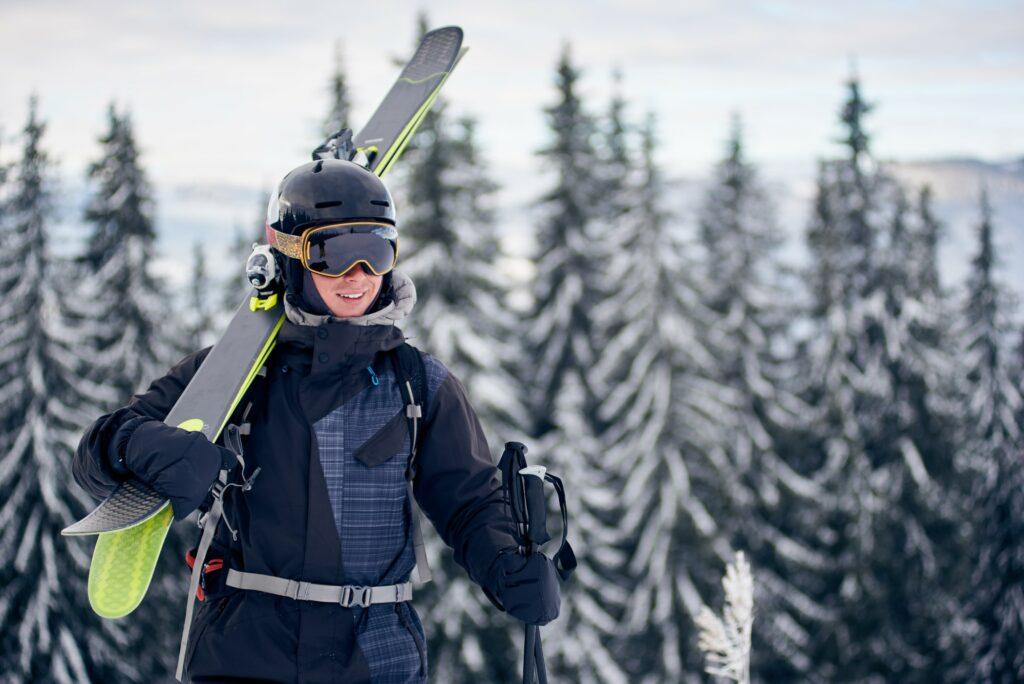 Łapawice narciarskie