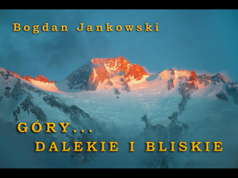 Slajd Tytułowy przygotowywanej prezentacji Bogdana Jankowskiego