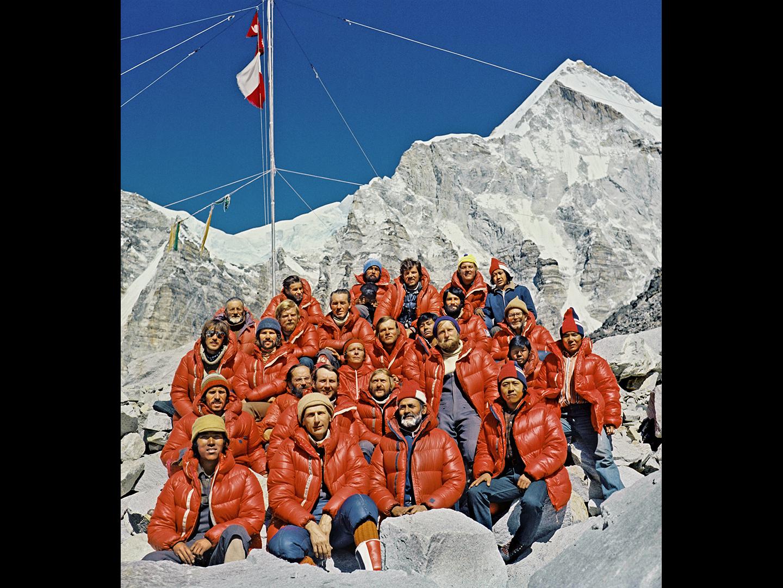 Zimowa wyprawa na Mt Everest 1980 r.