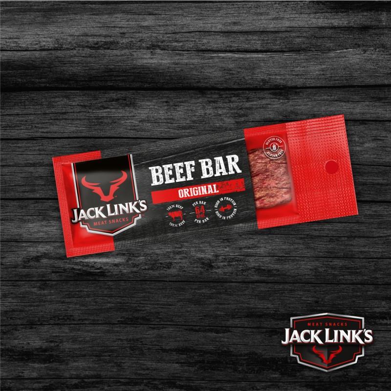 Baton z suszonej wołowiny Jack Links