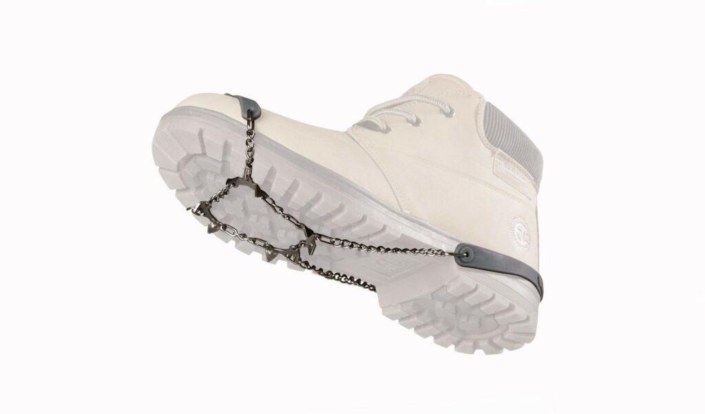Kolce na buty do miasta na zimę
