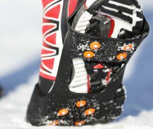 Podkładki antypoślizgowe na buty
