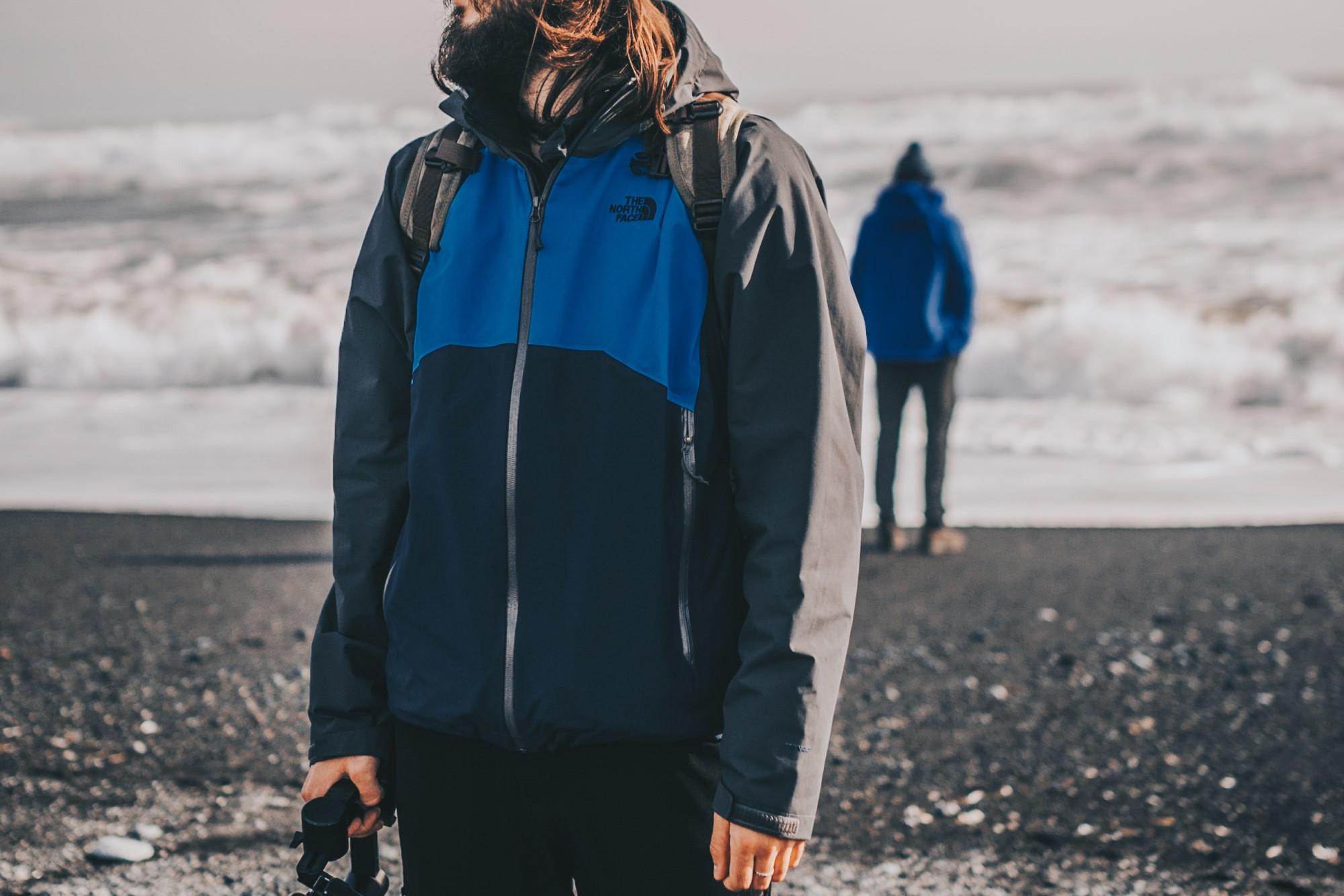 Kurtka przeciwdeszczowa North Face