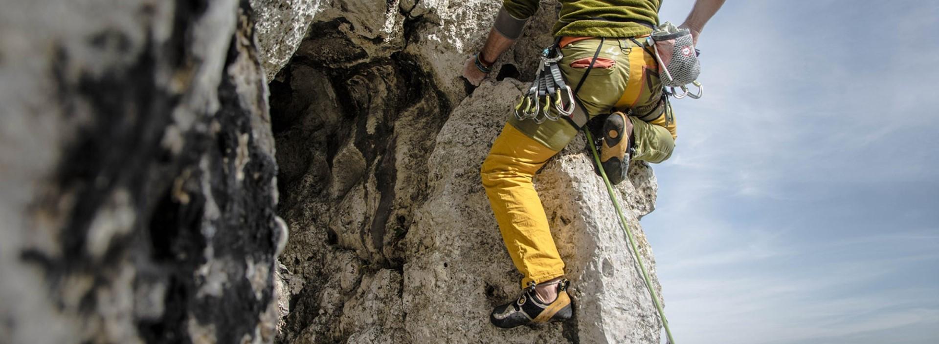 Milo spodnie wspinaczkowe - jakie wybrac