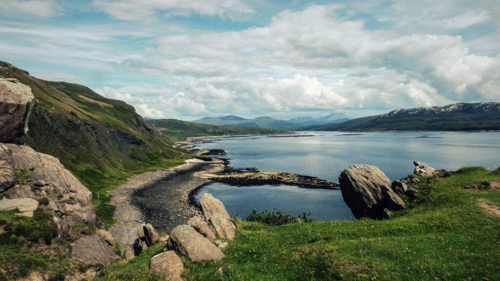 ścieżki Skye Trail