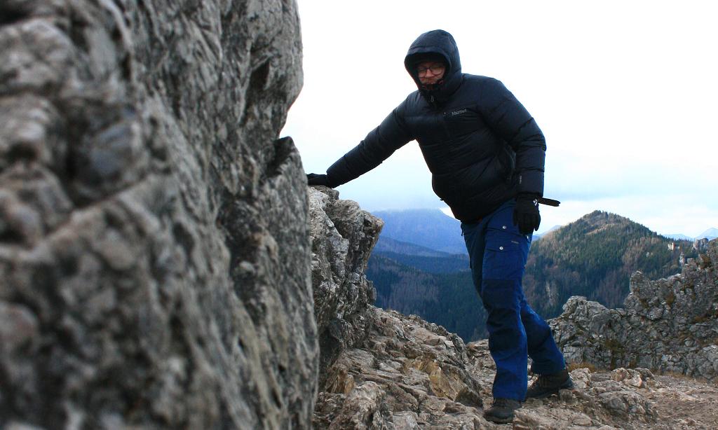 Tatry Zachodnie test kurtki Marmot