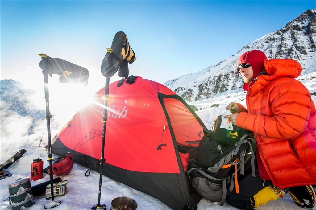 namiot ekspedycyjny rab