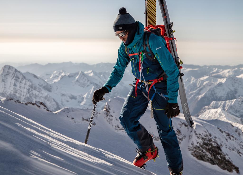 Czekan na skitoury może być bardzo lekki