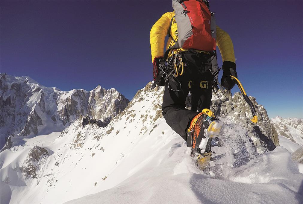buty alpinistyczne pod raki automatyczne
