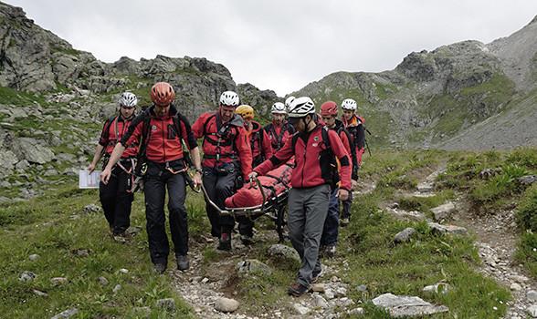 Salewa Tirol Ratownictwo Górskie