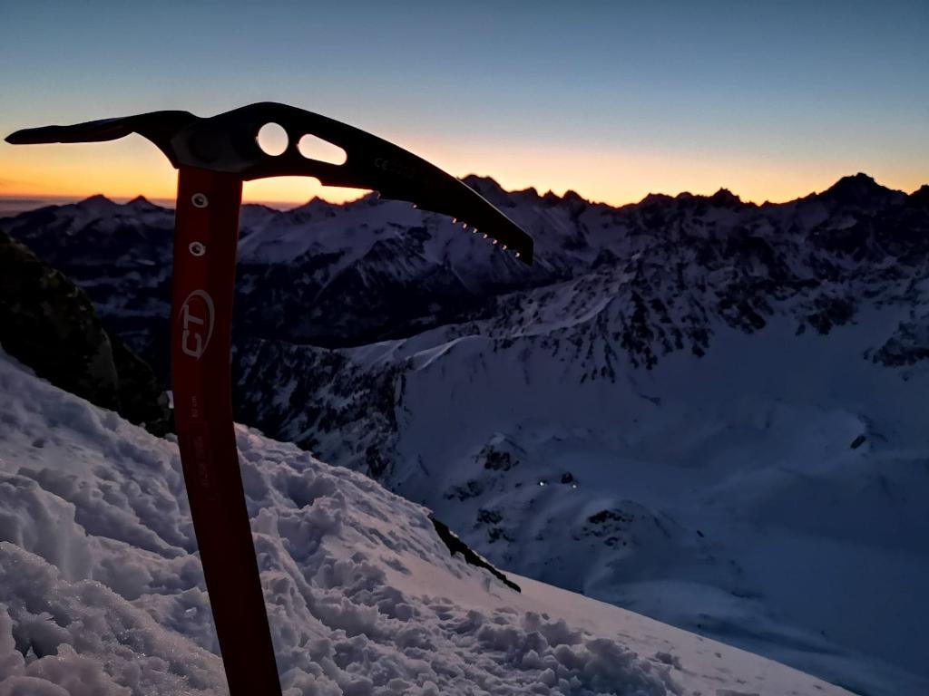 Czekan Alpin Tour to ulubieniec tatrzańskiej społeczności.