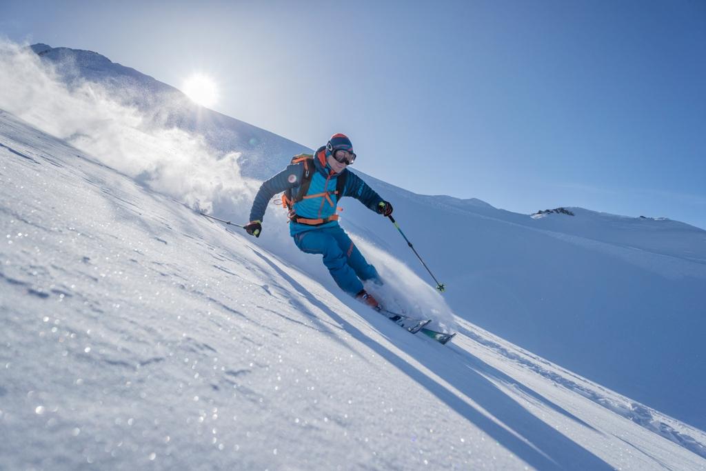 Marka Dynafit - skitury