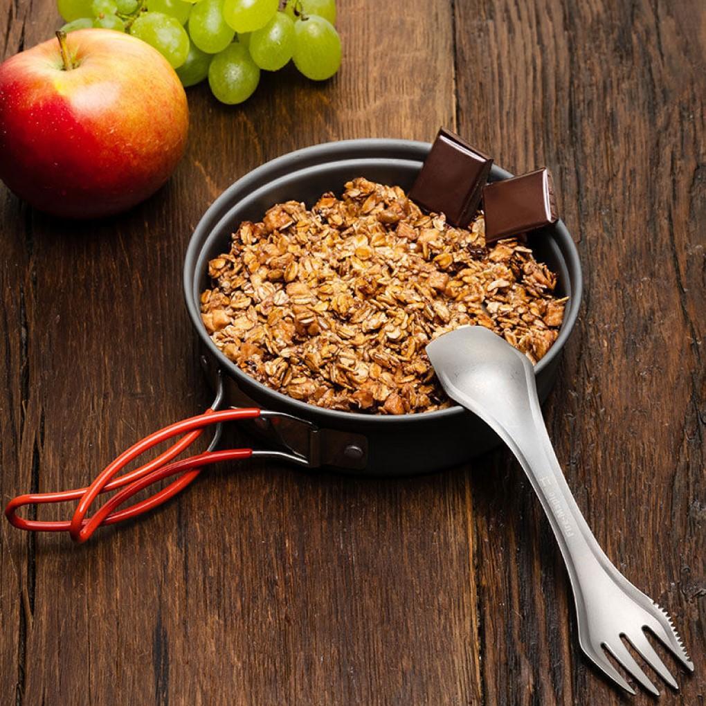 żywność liofilizowana Voyager śniadanie