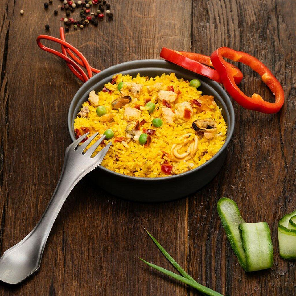 żywność liofilizowana Voyager obiad