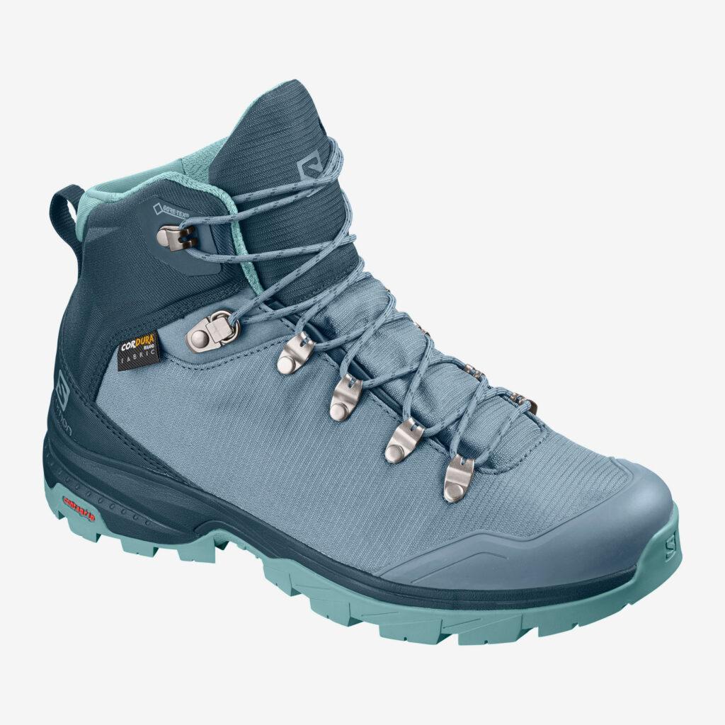 Wegańskie buty terkkingowe wysoke. Salomon Outback 500 GTX Women