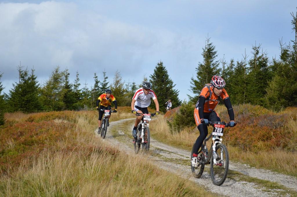 rowery góry izerskie