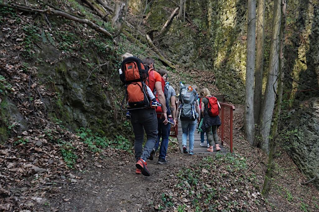 ścieżka hochbergów z dzieckiem