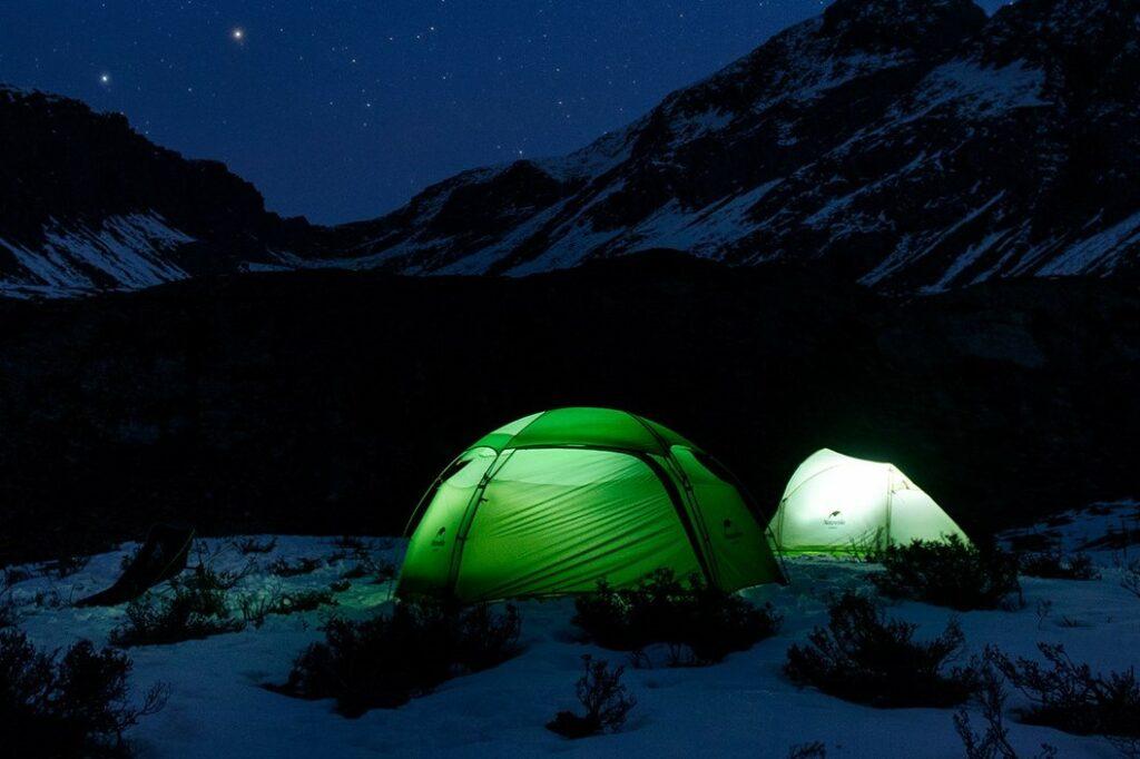 naturehike namioty